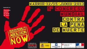 Congreso contra la pena de muerte en madrid
